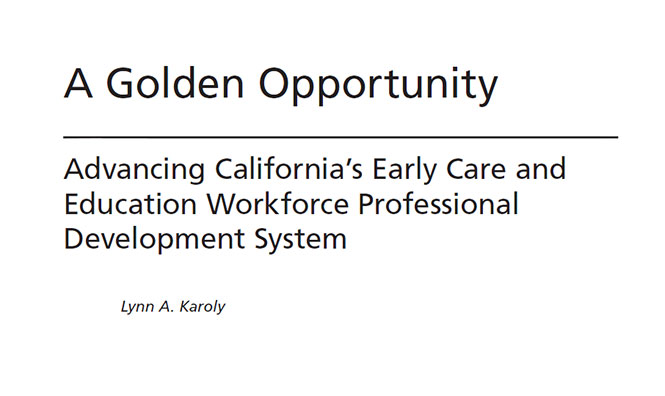 a-golden-opportunity