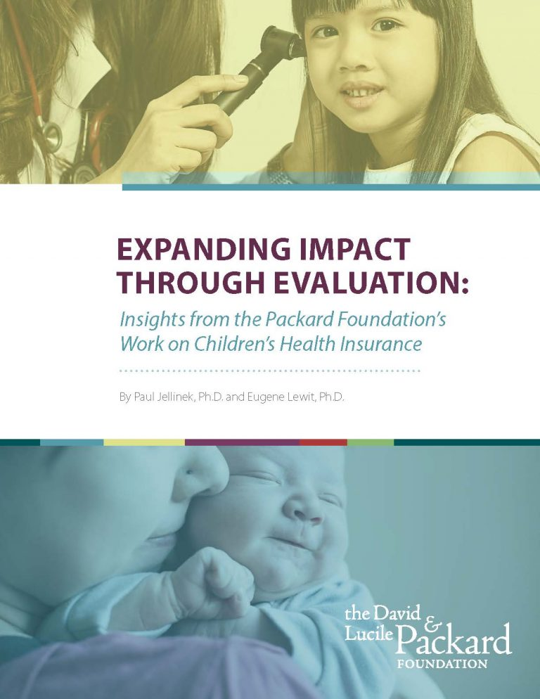 Children's Health Evaluation