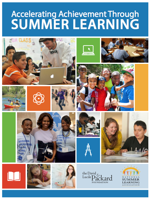 Accelerating Achievement through Summer Learning