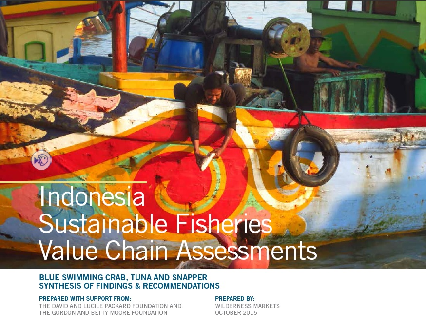 Indonesia Value Chain