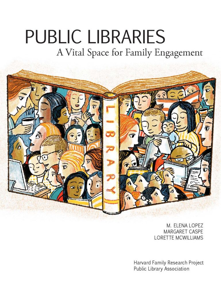 Pages from Public Libraries-A Vital Space for Family Engagement