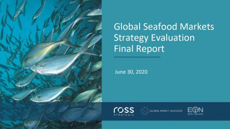 Global Seafoods Market